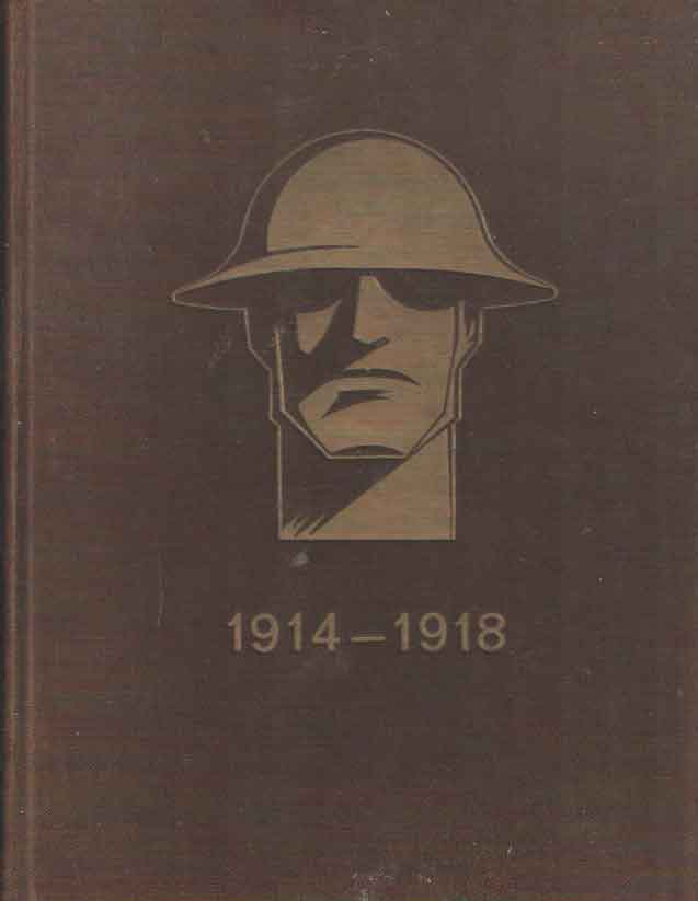 BRUGMANS, H. - Geschiedenis van den Wereldoorlog 1914-1918.