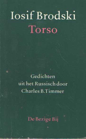 BRODSKI, IOSIF - Torso.