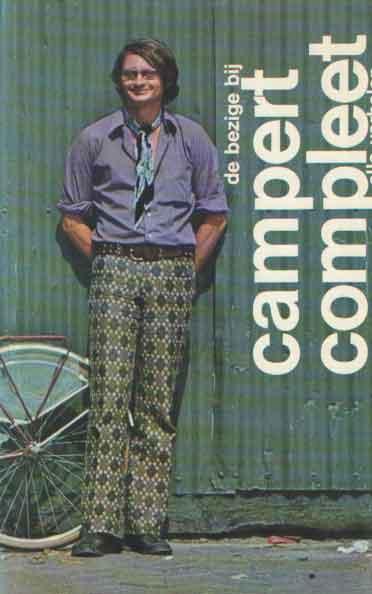 CAMPERT, REMCO - Campert compleet.