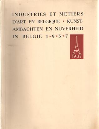 - Industries et Metiers d'Art en Belgique. Kunst Ambachten en Nijverheid in België 1937.