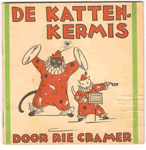 CRAMER, RIE - Kattenkermis.