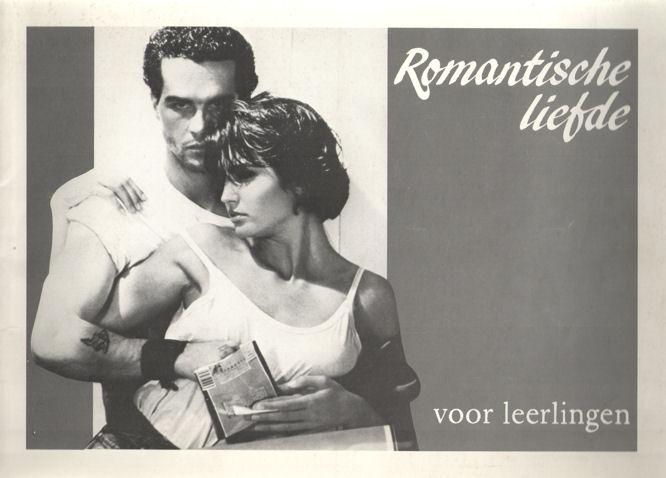 BERGH, THEA VAN DEN E.A. (RED.) - Romantische liefde voor leerlingen.