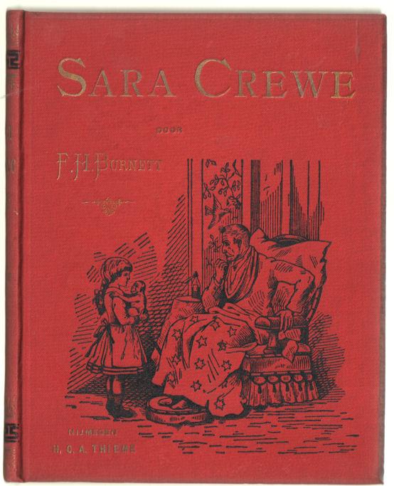 BURNETT, F.H. - Sara Crewe en Editha's avontuur.