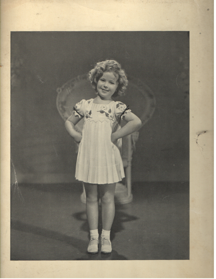 - Shirley Temple in