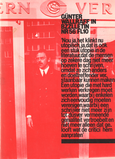 CAMPING, HENK E.A. (RED.) - Bzzlletin nr. 56.