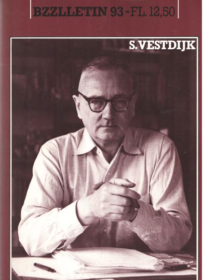 DIEPSTRATEN, JOHAN EN PHIL MUYSSON - Bzzlletin nr. 93. Simon Vestdijk nummer.