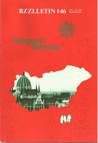 CARTENS, DAAN , JOHAN DIEPSTRATEN EN PHIL MUYSSON - Bzzlletin nr. 146. Hongaarse literatuur.