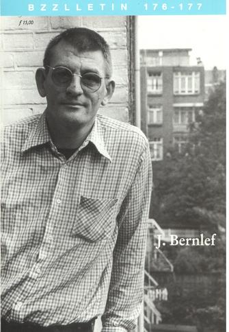 CARTENS, KOOS HAGERAATS EN PHIL MUYSSON (REDACTIE), DAAN - Bzzlletin nr. 176-177. J. Bernlef nummer.