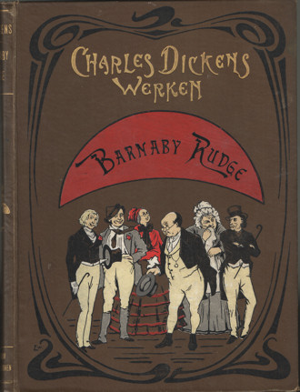 DICKENS, CHARLES - Barnaby Rudge.