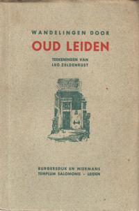 - Wandelingen door Oud Leiden.