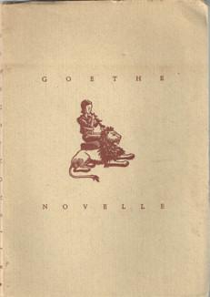 GOETHE - Novelle.