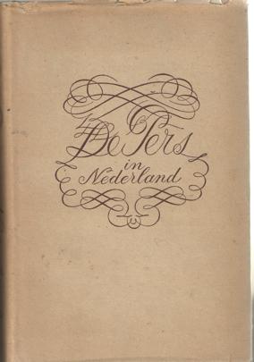 GOEDHART, H.A. (SAMENSTELLER) - De pers in Nederland. Onder auspiciën van het departement van volksvoorlichting en kunsten. Met een inleiden doord van Max Blokzijl.
