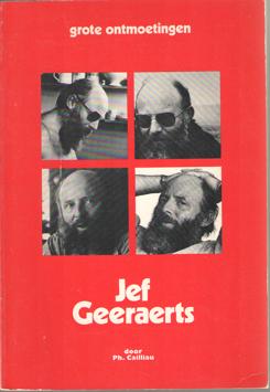CAILLIAU, PH. - Jef Geeraerts.