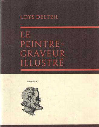 DELTEIL, LOYS - Le peintre-graveur illustré. Volume II. Ch. Meryon.