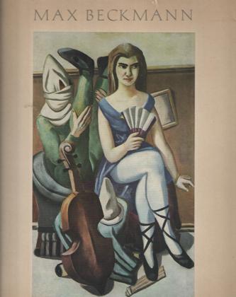 - Max Beckmann. Gemälde. Eingeleitet und erläutert von Hans Wichmann.