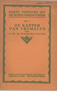 SCHARTEN-ANTINK, C. EN M. - De kapper van Tremalfo.