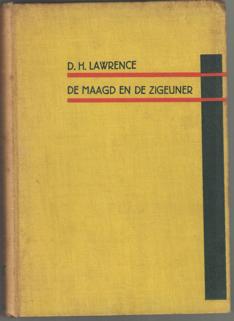 LAWRENCE, D.H. - De maagd en de zigeuner.