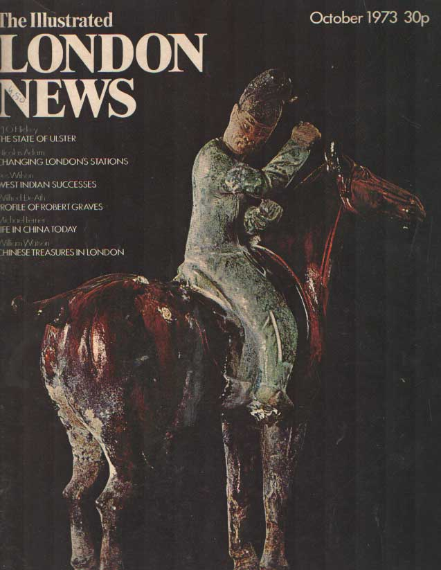 - The Illustrated London News. Oct 1973.