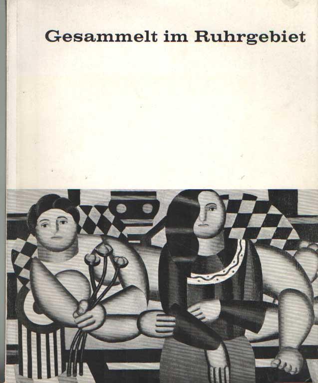 - Kunstwerke aus drei Jahrtausenden, gesammelt im Ruhrgebiet. Ruhrfestspiele 1963. Städtische Kunsthalle Recklinghausen.