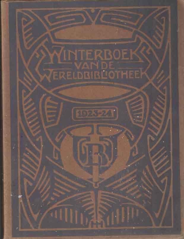 BRUGGEN, CARRY E.A. - Winterboek van de Wereldbibliotheek 1923-1924.