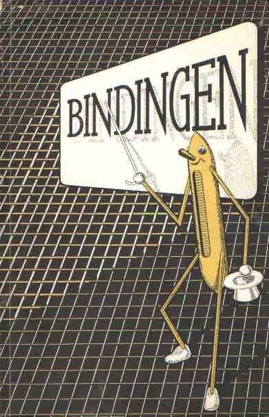 CAPELLE, F. VAN E.A. - Detex-vakopleiding Bindingen.