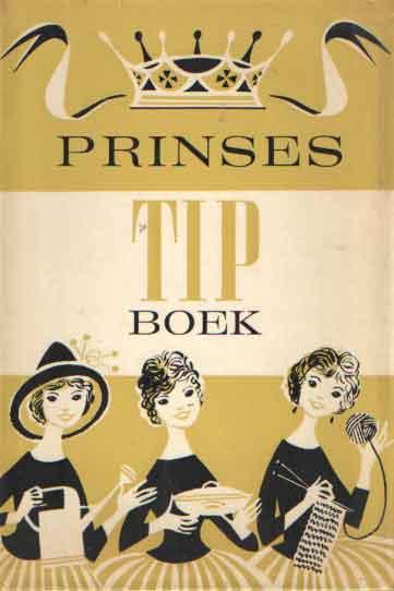 - Prinses tipboek.