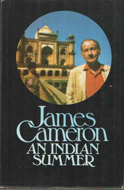 CAMERON, JAMES - An Indian Sumer.