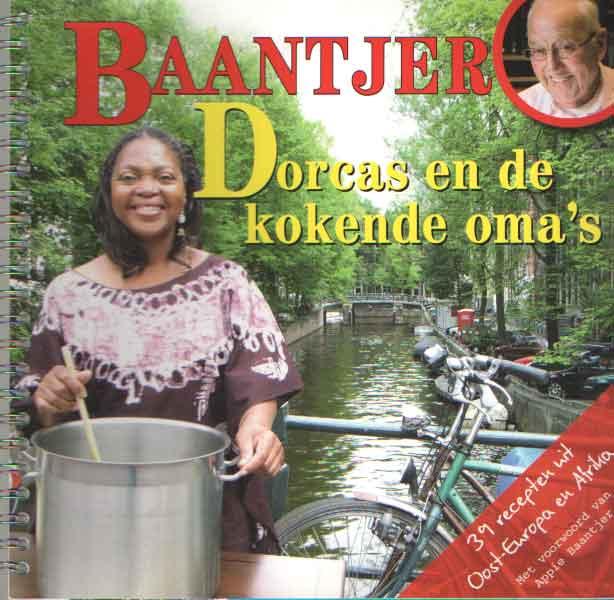 - Baantjer - Dorcas en de kokende oma's.