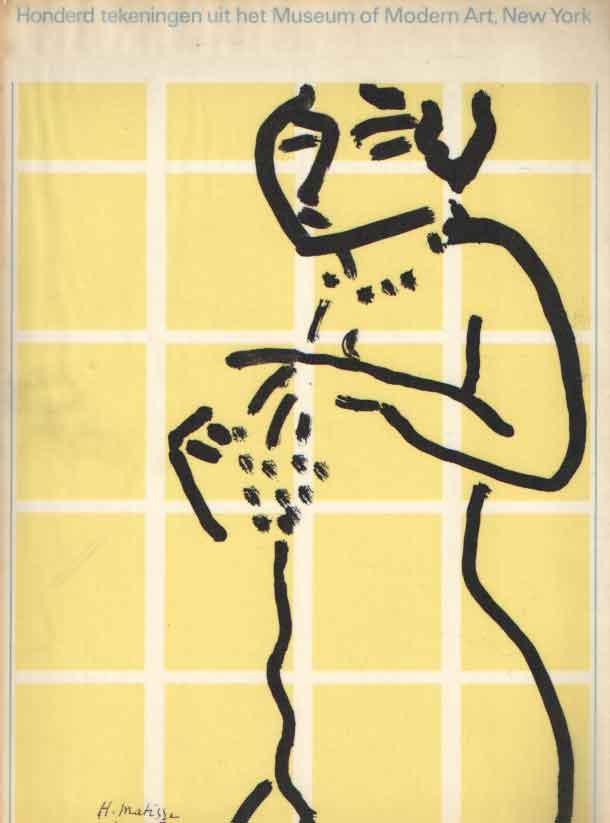 - Honderd tekeningen uit het Museum of Modern Art, New York: Een tentoonstelling in het Rijksmuseum Kroller-Muller, Otterlo van 15 april tot 18 juni 1973.