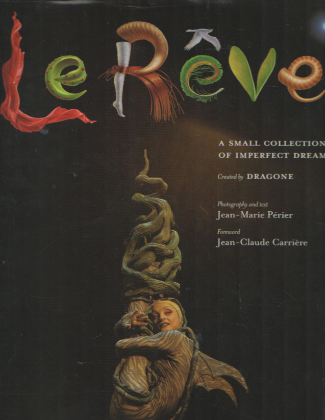 PÉRIER, JEAN-MARIE - Le Rêve: a small collection of imperfect dreams.
