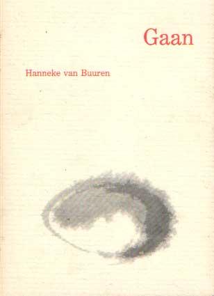 BUUREN, HANNEKE VAN - Gaan. Reeks van vijftien.