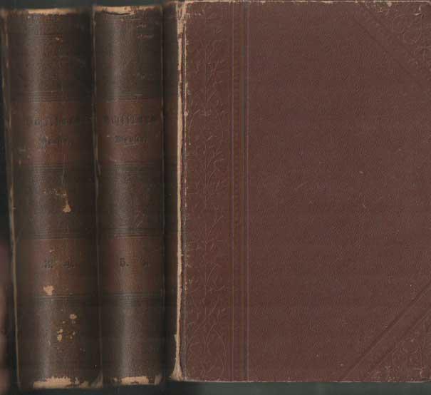 SCHILLER - Schillers Werke in Sechs Bänden.