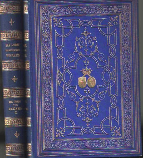 LENNEP, J. VAN - De roos van Dekama (in 2 delen).