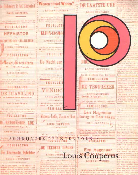 - Schrijversprentenboek, deel 9: Louis Couperus.