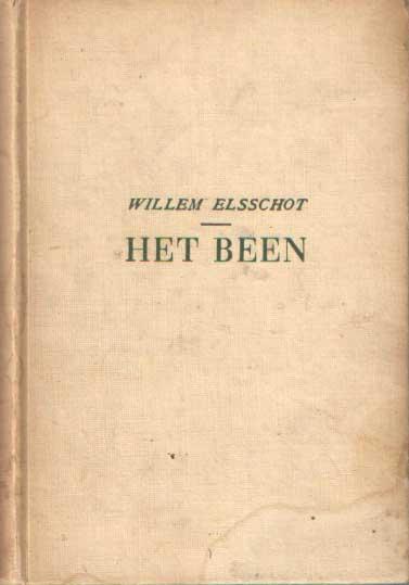 ELSSCHOT, WILLEM - Het been. Met een inleiding van Menno ter Braak..