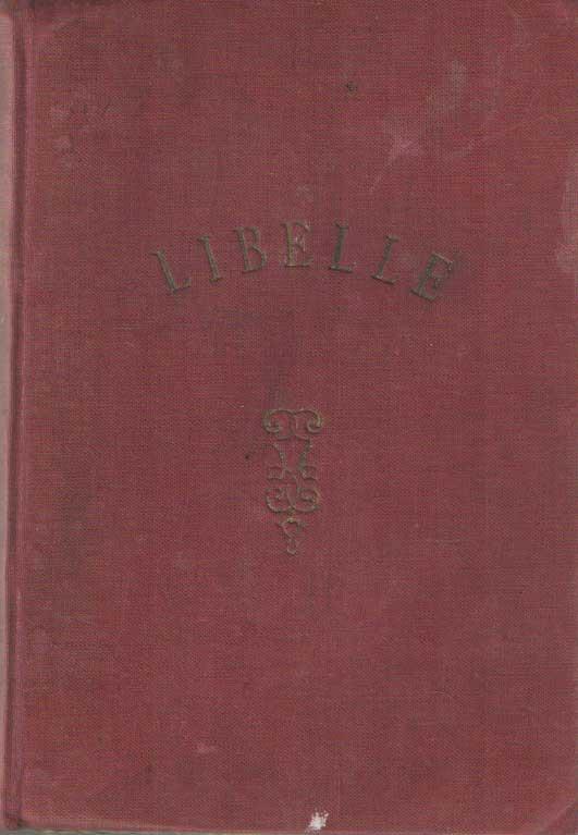 DOUWES, J.A.M. E.A. REDACTIE - Libelle dames-weekblad.