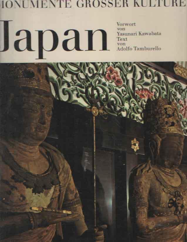 TAMBURELLO, ADOLFO - Monumente Grosser Kulturen. Japan.