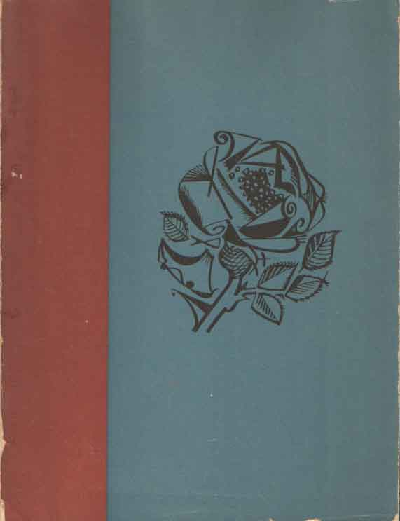 LEEFLANG, CHR. (SAMENSTELLER) - Tien jaar 'De Roos' 1945-1955.