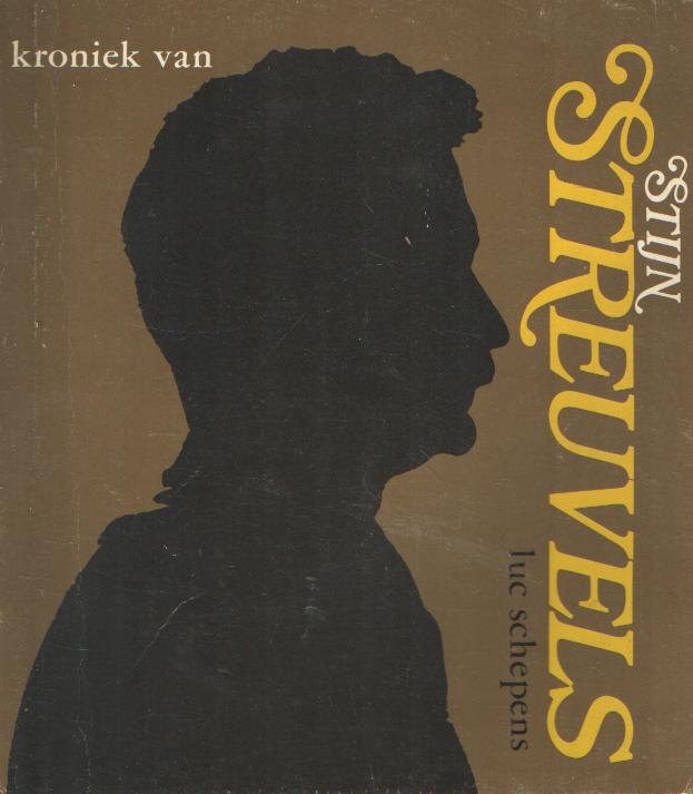 SCHEPENS, LUC - Kroniek van Stijn Streuvels. 1871-1969.