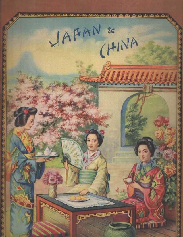 - Japan & China.