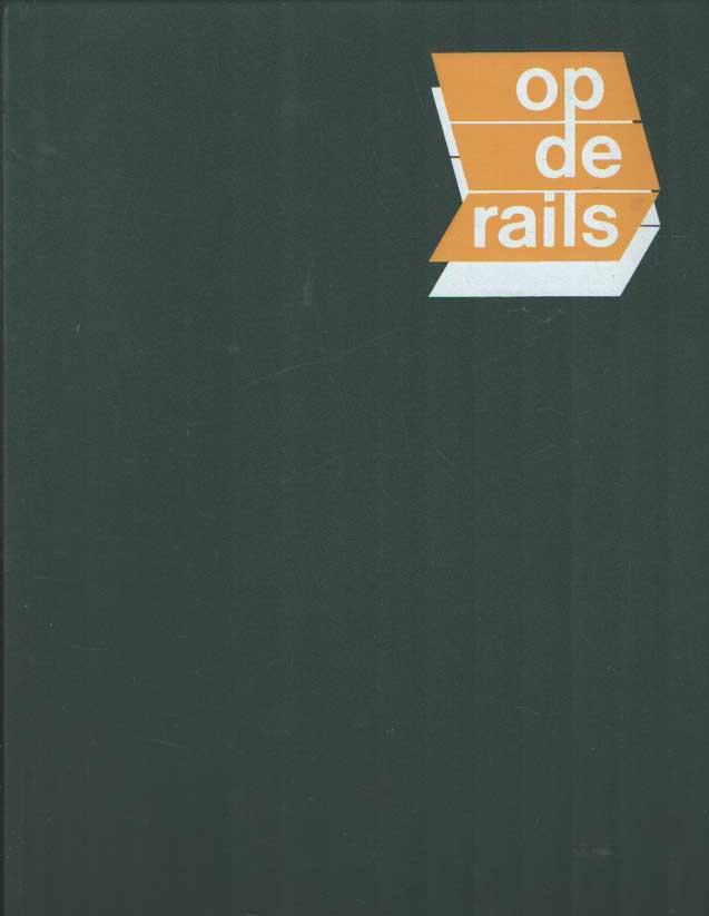 - Op de rails. 58e jaargang, 1990, nrs 1-12 (compleet).