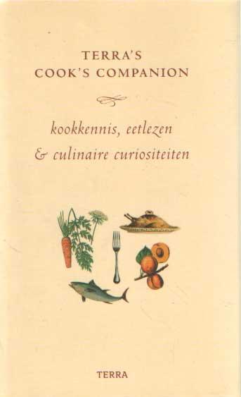 - Terra's Cook Companion. Kookkennis, eetlezen & culinaire curiositeiten.