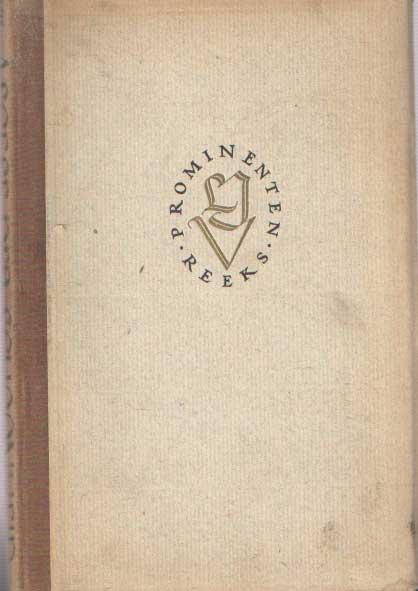 DUINKERKEN, ANTON VAN - Ascese der schoonheid. Een commentaar op de poëzie van A. Roland Holst. .