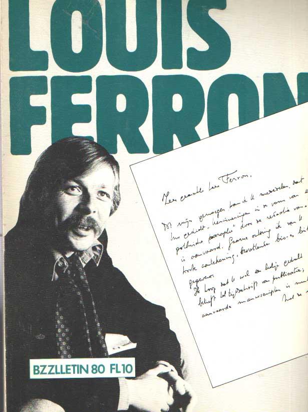 DIEPSTRATEN, JOHAN EN PHIL MUYSSON - Bzzlletin nr. 80. Louis Ferron nummer.