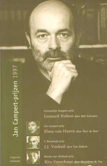 DUBOIS, PIERRE H. E.A. - Jan Campertprijzen 1997.