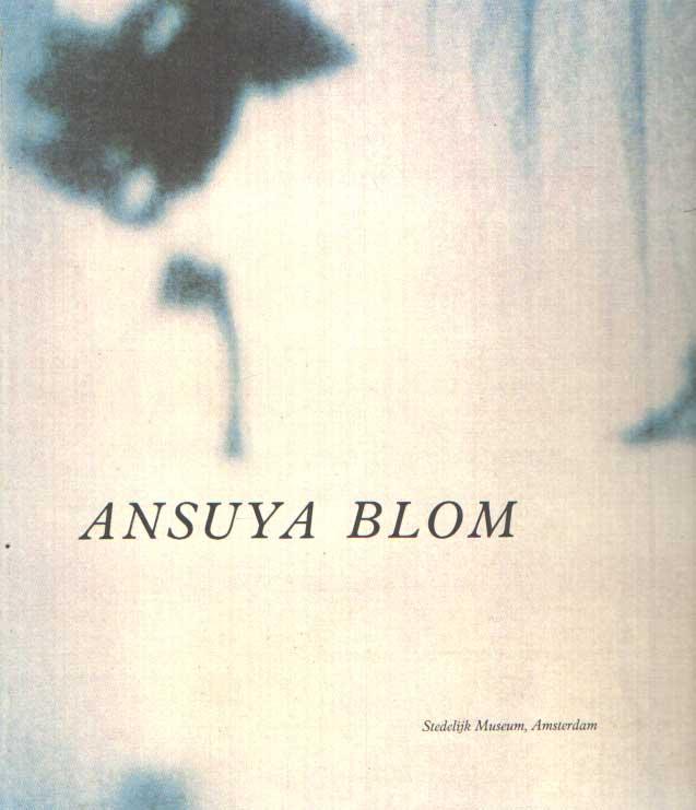 BLOM, ANSUYA & JURRIE POOT - Ansuya Blom.