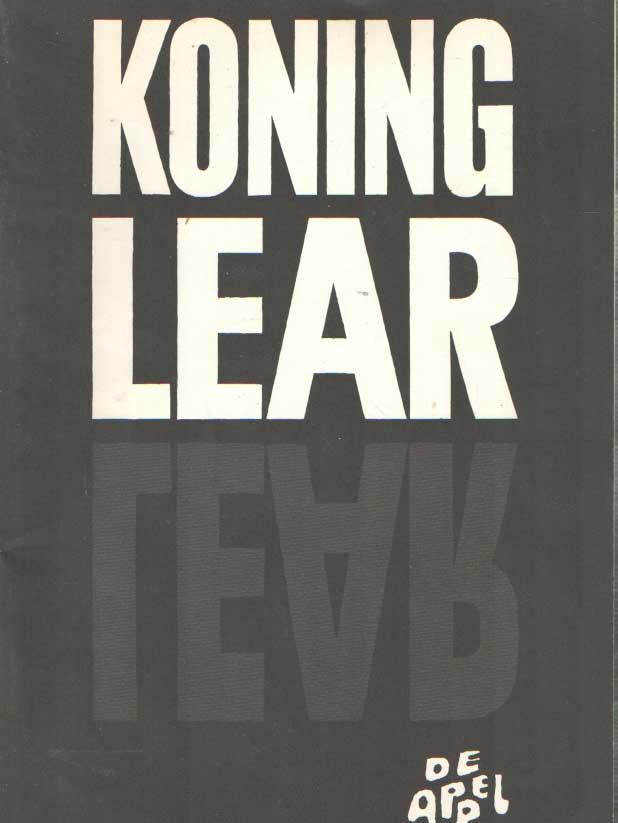 SHAKESPEARE, WILLIAM - Koning Lear.