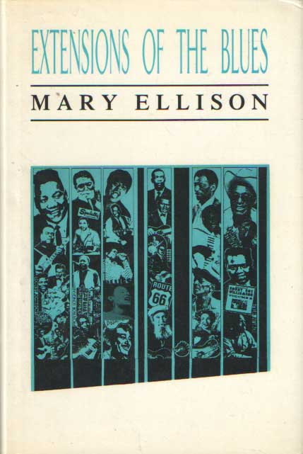 ELLISON, MARY - Extensions of Blues.