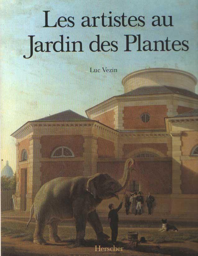 VEZIN, LUX - Les artistes au Jardin des Plantes.
