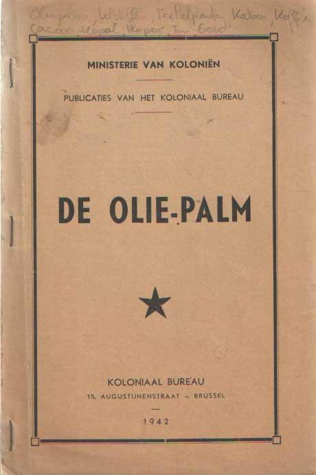 - De Olie-palm; De vetstoffen andere dan de Elais-Oliën; De textielplanten; Het katoen; De koffie; De cacao; Het kopal; Het koper; Het tin; Het goud.